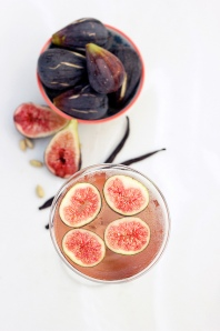 fig vanilla cocktail