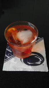 paleo old fashioned cocktail